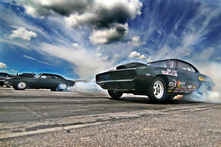 Быстрые и Мощные Автомобили и Мотоциклы Драг Рейсинг Super Fast Cars Dra...
