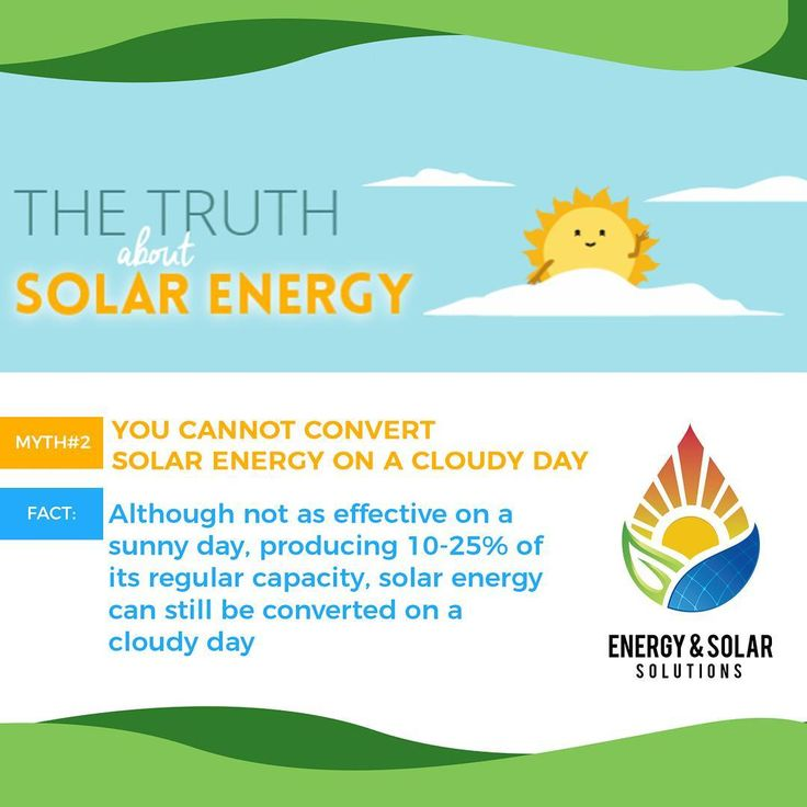 FACT#2: Solar Energy works is cloudy days too  Like & Follow Energy & Solar Solutions and Catch some more exciting facts about solar energy #solar #energy #panels #solarpanels #solarenergy #sunpower #energysaver #environment #solarpanelinstallation #sun #gosolar #gogreen #earth #good #planet #cleanliving #future #renewableenergy #cleanenergy #renew #reuse #recycle #savetheplanet