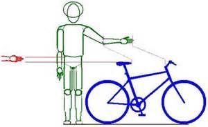 Pesquisa Como medir uma bicicleta de estrada. Vistas 1824.