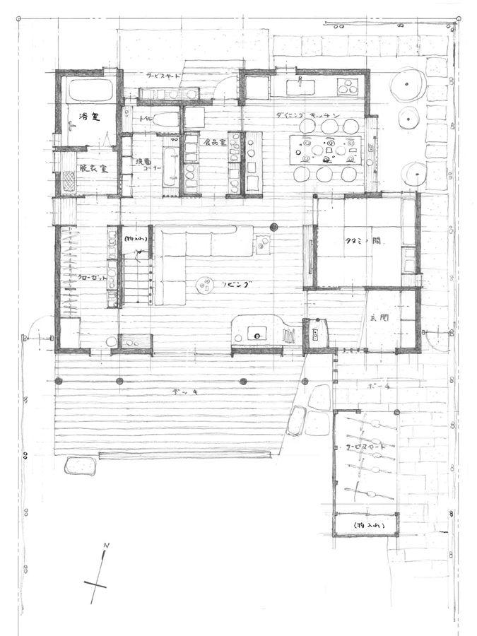 家 おしゃれまとめの人気アイデア Pinterest タッシー 平面図 40