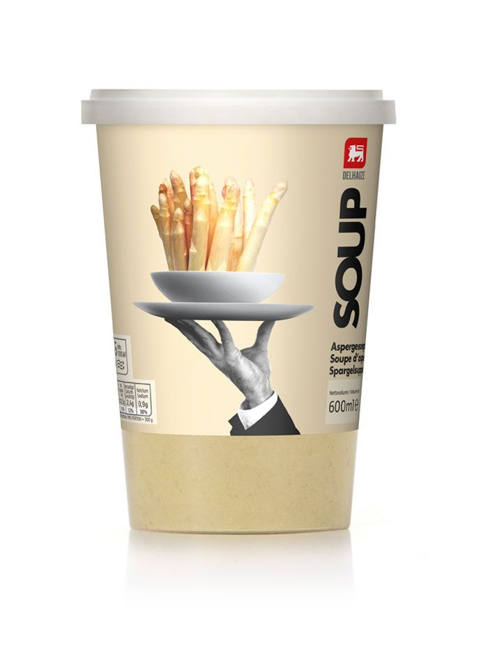 Delhaize: Soup