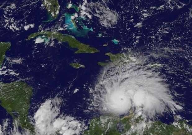 MAE informează cetătenii români că din data de 3 octombrie 2016, zona orientală a Cubei si teritoriile statelor Haiti, Jamaica si Republica Dominicană vor fi afectate de uraganul Mathew