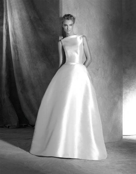 Les 50 plus jolies robes de mariée coupe princesse pour 2016 Image: 18