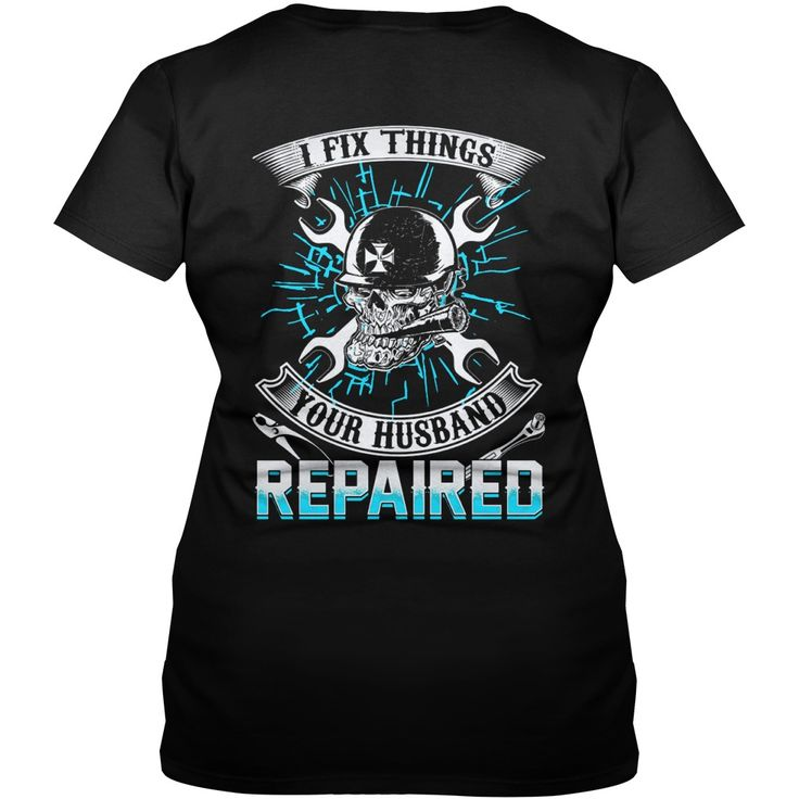 Mechanic  Fix Your Husband Repaired Shirt  My Honor #gift #ideas #Popular #Everything #Videos #Shop #Animals #pets #Architecture #Art #Cars #motorcycles #Celebrities #DIY #crafts #Design #Education #Entertainment #Food #drink #Gardening #Geek #Hair #beauty #Health #fitness #History #Holidays #events #Home decor #Humor #Illustrations #posters #Kids #parenting #Men #Outdoors #Photography #Products #Quotes #Science #nature #Sports #Tattoos #Technology #Travel #Weddings #Women