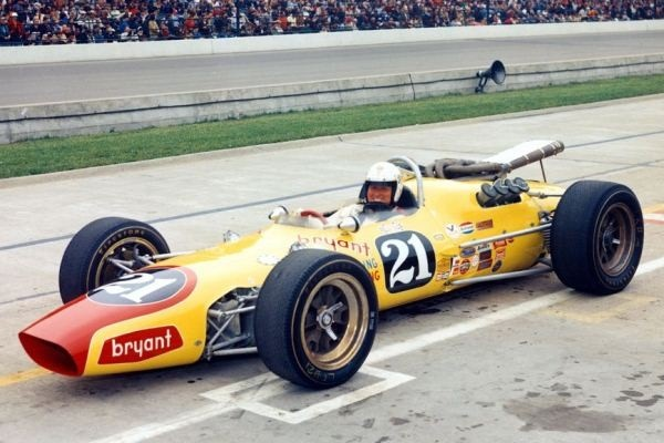 Cale Yarborough 21 Vollstedt-Ford 1967
