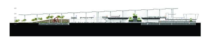 Galería - Propuesta del Nuevo Aeropuerto Internacional de la Ciudad de México del consorcio conformado por LOGUER, JAHN y ADG - 51