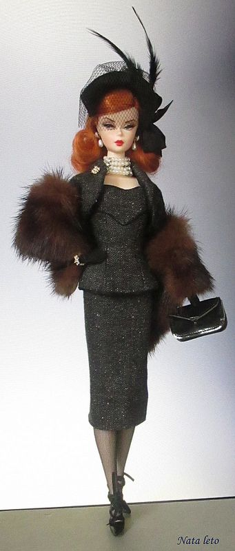 Silkstone Barbie Mad Men Dolls Joan Holloway