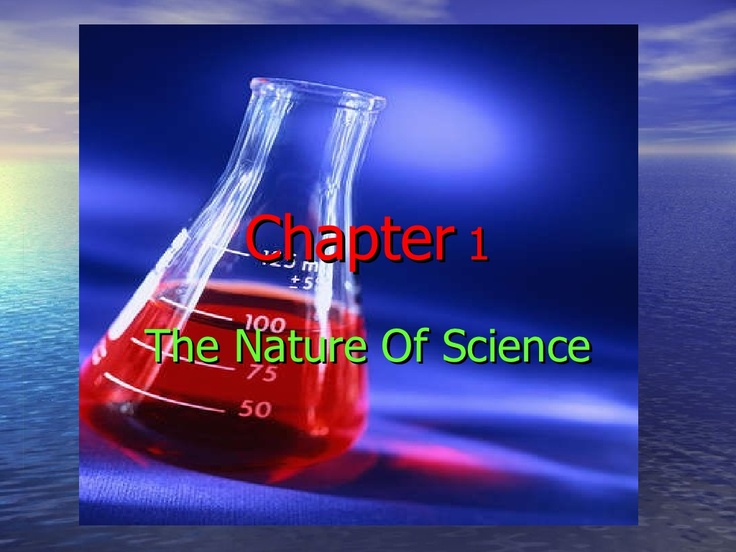 8th Grade - nature of science