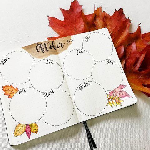 Die Wochen vergehen so schnell !! Aber ich liebe den Herbst und all die schönen Farben
