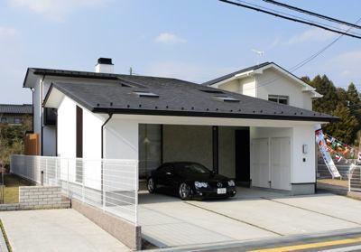 建築家:本田 昌平「ガレージの家」