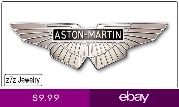 ASTON MARTIN Logo Lapel Pin - wings emblem insignia Bond ...