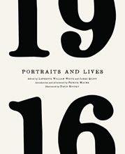 1916 Portraits and Lives - Irish Book Awards 2015 Shortlist - Awards - Books