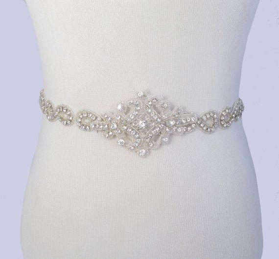 25 Best Ideas About Jeweled Wedding Dresses On Pinterest