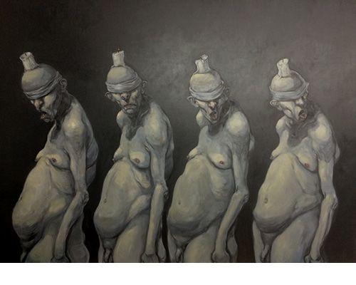 michael kvium artist - Google Search