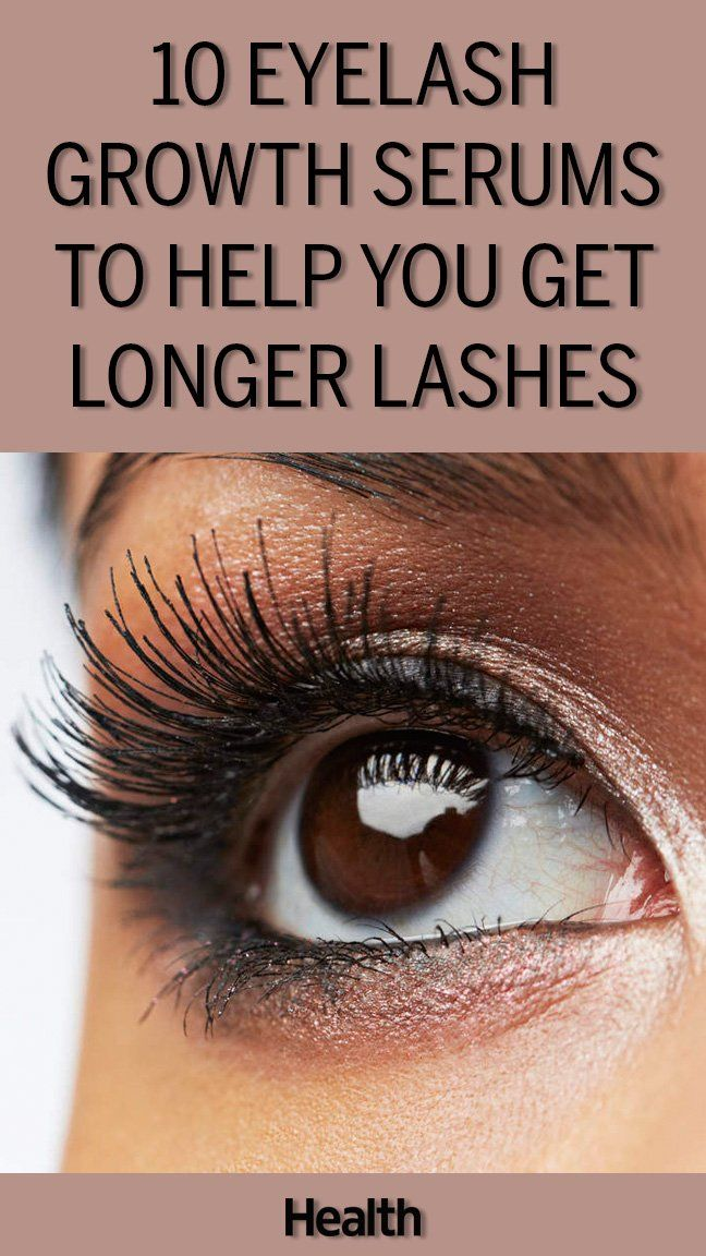 a121745fc41 Wondering how to get naturally long eyelashes? These are the best eyelash  growth serums for longer eyelashes and stronger lashes.