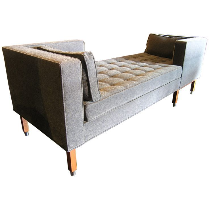Tete A Tete Sofa | Tete A Tete Sofa In The Style Of Edward Wormley