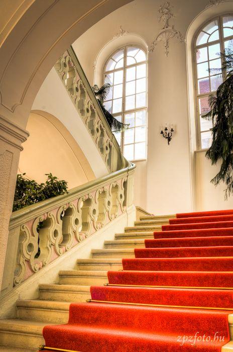 Ornamental staircase