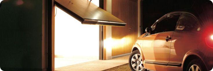 Foto de inicio de la pagina web especializada en puertas automáticas, www.puertasenmovimiento.com