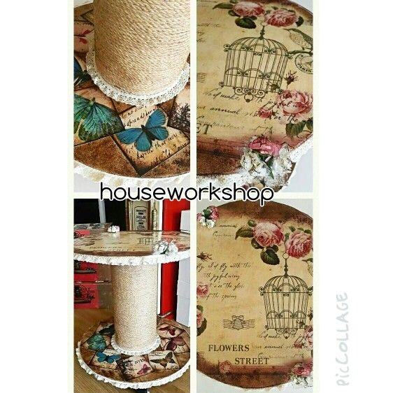 #handmade #elyapımı #elboyaması #handpainting #sea #Decorative #decor #dekoratif #homedesign #sipariş #Kişiyeözel #Decorative #ahşap #wooden #woodpainting #gift #ahşapboyama #style #homedecor ##geridönüşüm #kendinyap #kelebek #butterfly  #halat #reel #bobin #dantel  #özeltasarım #personalizeddesign #sehpa ⭐⭐⭐ Ahşap  makaranın tekerlekli yeniden doğuşu    #ev #ofis ve #bahçe de rahatlıkla kullanabileceğiniz dekoratif #makara.