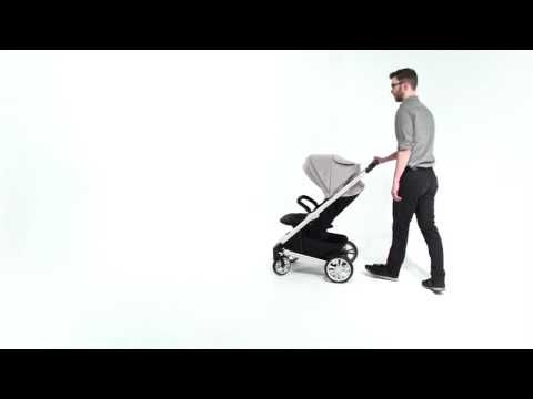Check out this awesome new stroller from Nuna!