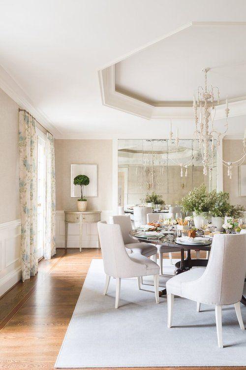 Casey Sanford Interior Design Dining Room Gallery Alexandria Virginia