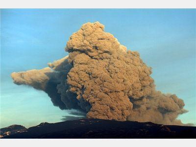 sopka Eyjafjallajökull Flickr
