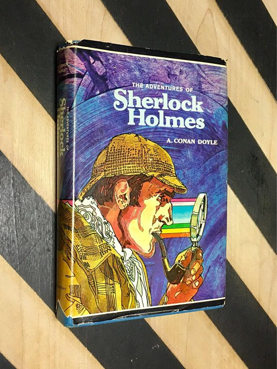 The Adventures of Sherlock Holmes by A. Conan Doyle 1956