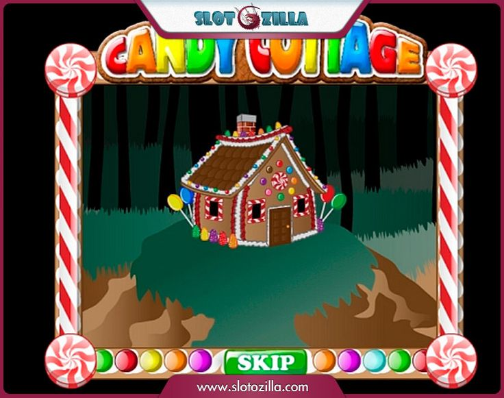 Candy Cottage free #slot_machine #game presented by www.Slotozilla.com - World's biggest source of #free_slots where you can play slots for fun, free of charge, instantly online (no download or registration required) . So, spin some reels at Slotozilla! Candy Cottage slots direct link: http://www.slotozilla.com/free-slots/candy-cottage