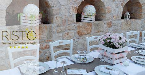 Potrete scegliere tutto il necessario per la mise en place: dal tovagliato alle decorazioni. http://bit.ly/1sDjYvk