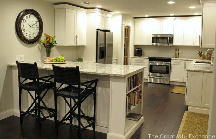 Remodeled Kitchens Before And After Decoration Captivating 2018