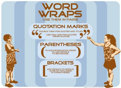 Word Wraps: Quotation Marks