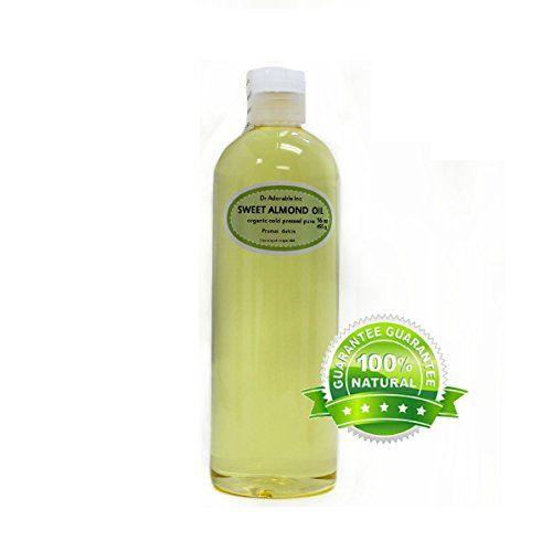 Sweet Almond Oil Organic Pure Cold Pressed by Dr.Adorable... https://www.amazon.com/dp/B00KGGRJH0/ref=cm_sw_r_pi_dp_YrbIxb8C0FZ2W