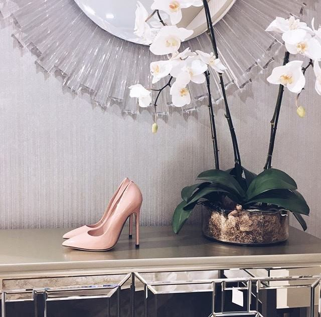 pantofi dama nude