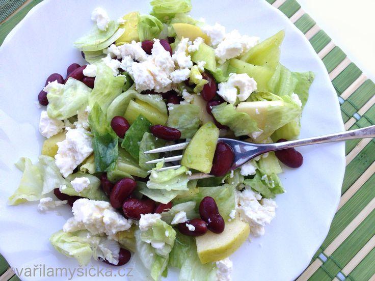 Inspirací na to, jak v kuchyni využít luštěniny, není nikdy dost. Skvělé jsou v různých salátech ...