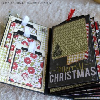 Christmas-Mini-Album-#4