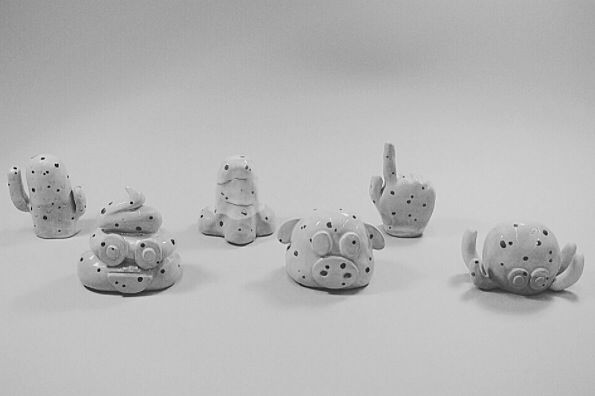 """Ode to"" ceramics collection 2014"