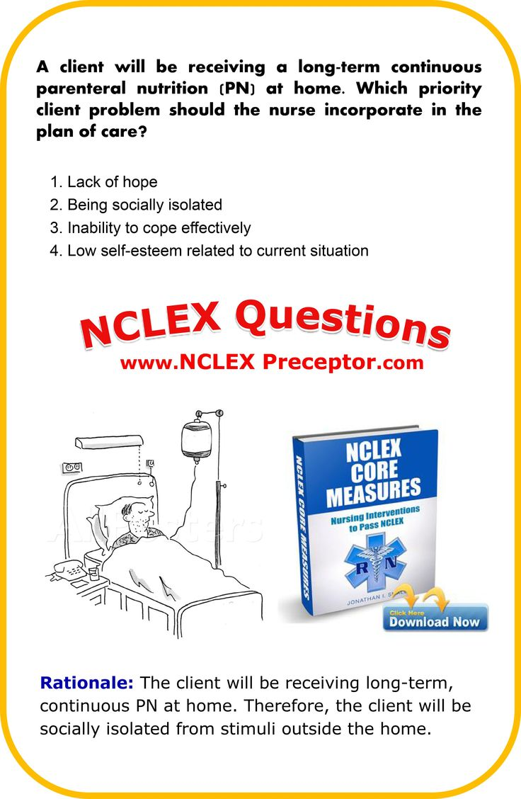 305 best NCLEX Question images on Pinterest
