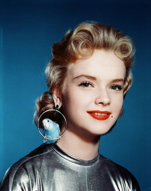 Anne Francis in Forbidden Planet (1956)