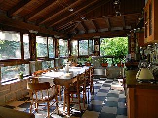 Holiday House in Monteorsello di Guiglia, Modena, Emilia Romagna, Italy IT6587