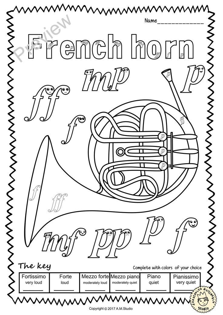100+ best Musical Instrument Activities images on Pinterest
