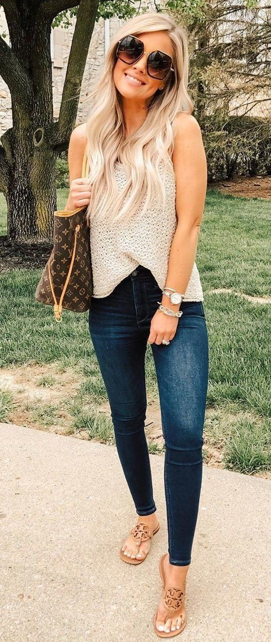 30+ Beautiful Outfit Ideas To Wear This Summer – Ana Gonzalez