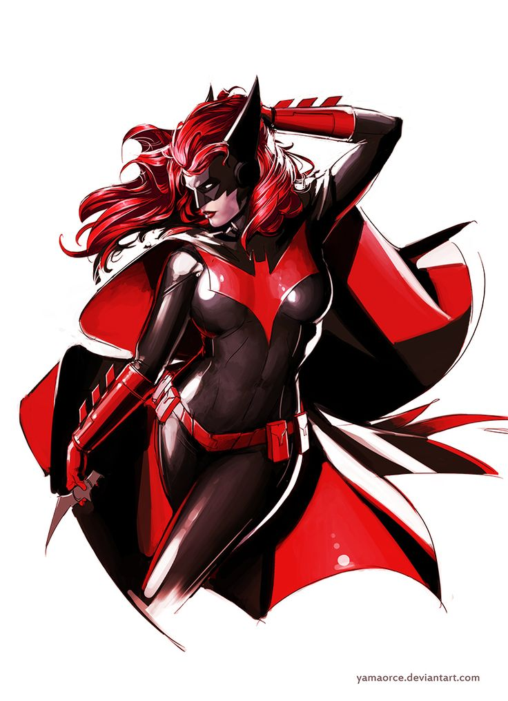 Batwoman by YamaOrce.deviantart.com on @DeviantArt