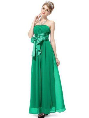 Ever-PrettyエバープリティーHE09060EM06,EmeraldGreenグリーン緑,4US,EverPrettyEveningDressesForWedding09060レディースドレスウェディングドレス