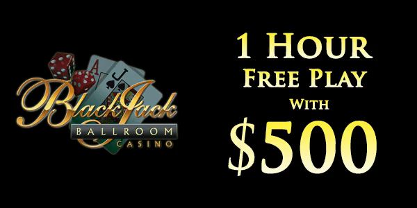 New players to Blackjack Ballroom can take advantage of their 1 hour and $500 free promotion or a 40% matching bonus to a maximum of $400. They are also part of the CasinoRewardsGroup, a proven and respected loyalty program that offer highly competitive weekly and monthly promotions as well as the opportunity to redeem loyalty points in any of their 29 partner casinos
