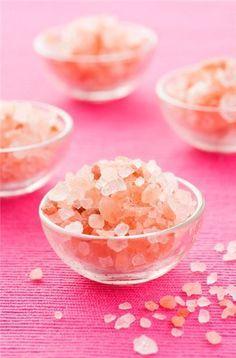 Sal natural, un mar de beneficios; desde la sal rosa del Himalaya a la sal Maldon