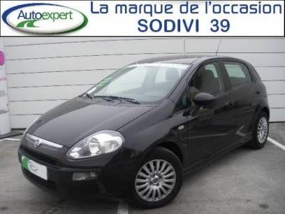 Voiture occasion Lons le Saunier // Acheter une Fiat Punto Evo 1.3 JTD85 Multijet Stop DPF Dyn 95g 5p occasion de 2011 au prix de 10956 euros