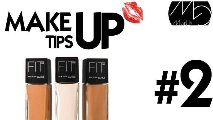 Riciclare Due Fondotinta - MakeUp Tips #2 | Michael Makeup