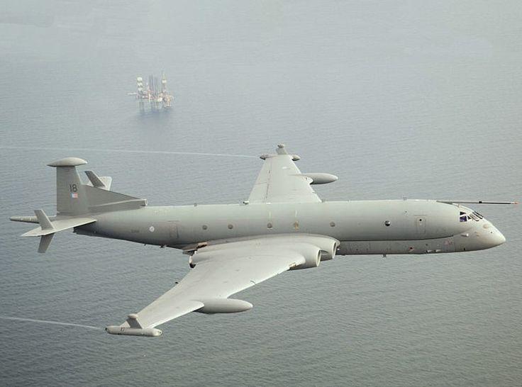 Aero-Pictures BAE Systems Nimrod MRA4