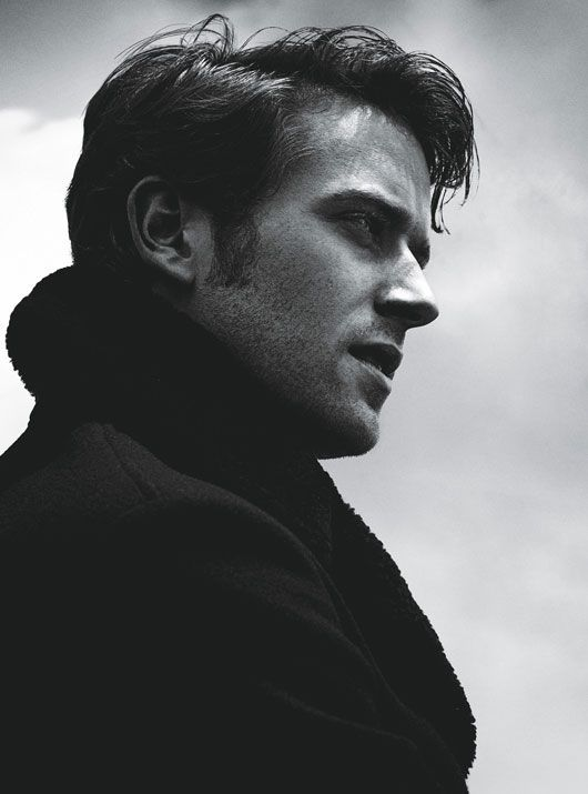 Armie Hammer - this photo so perfectly embodies how I see Samuel that it's like he's come to life by my own Silvertongue ;)