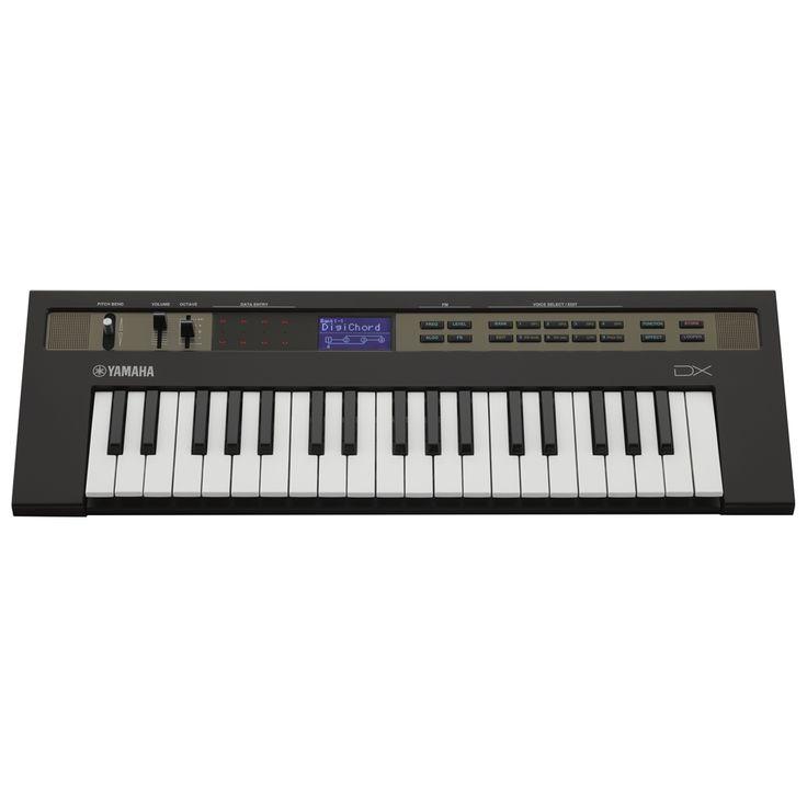 Yamaha reface DX 37 Key Mobile Mini-Digital FM Synthesizer